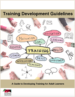 SNA's Professional Standards Training Content Development Guidelines