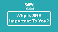 Why Is SNA Important to You Video