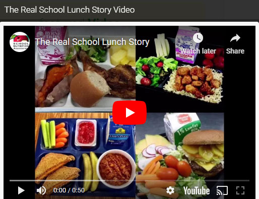 The Real School Lunch Story Video